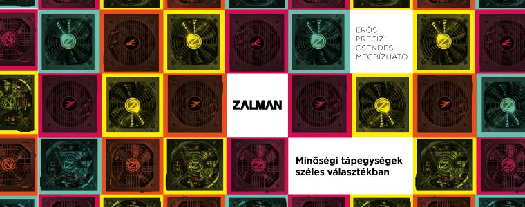 Zalman Tápok