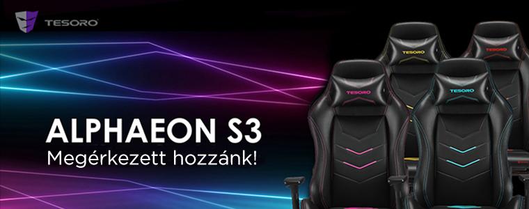 Tesoro S3 székek