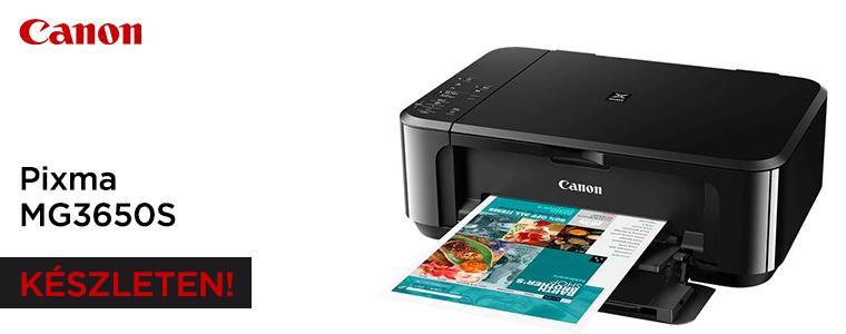 Canon nyomtató készleten