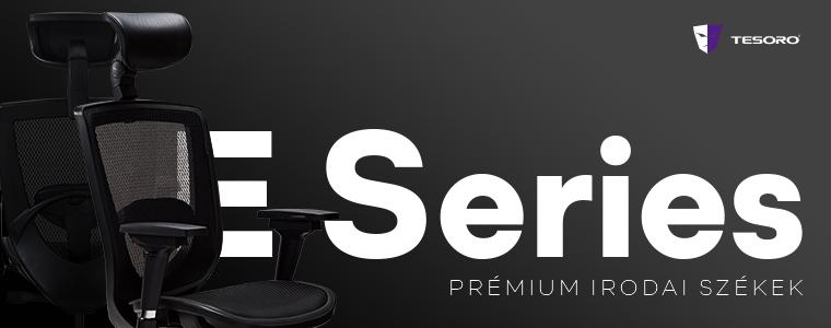 Tesoro E3 székek