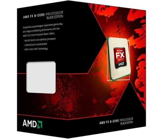 AMD FX-8300 dobozos