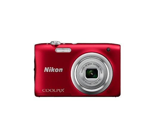 Nikon COOLPIX A100 Vörös