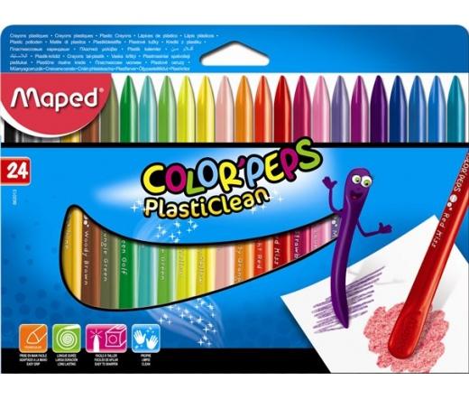Maped Zsírkréta, ColorPeps, 24 különböző szín