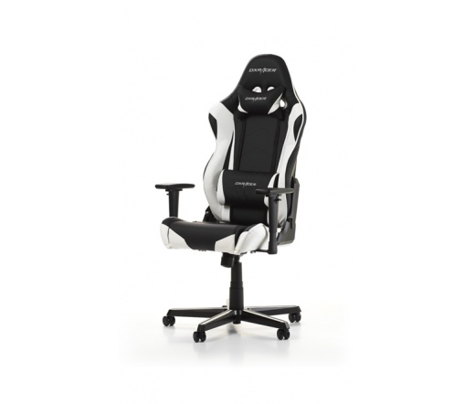 DXRacer Racing R0-NW - fekete/fehér