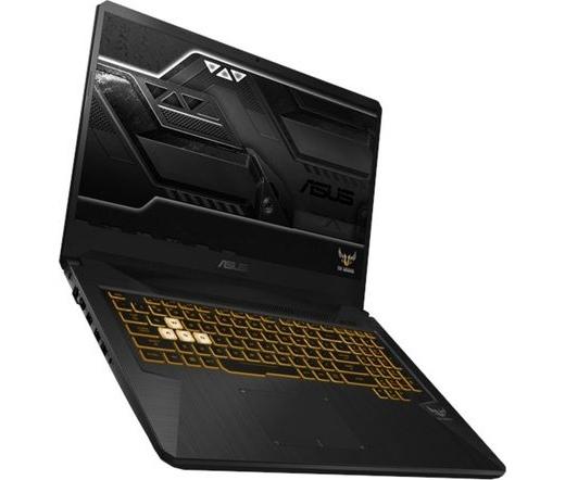 Asus TUF Gaming FX505GD-BQ100T fekete