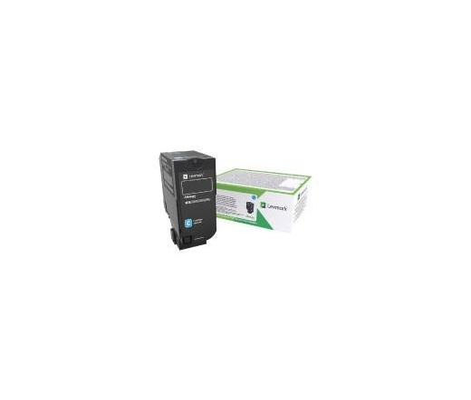 Lexmark CS720, CS725, CX725 3000 oldal ciánkék