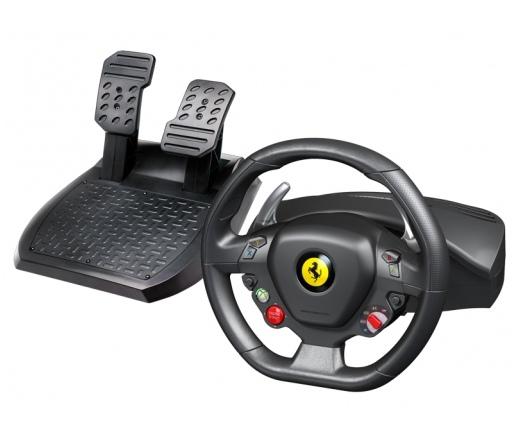 Thrustmaster Ferrari 458 kormány XBox 360-hoz
