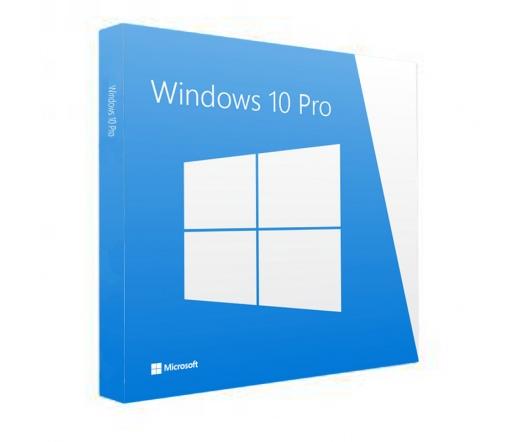 Windows 10 Pro 64-bit ENG 1 Felhasználó OEM