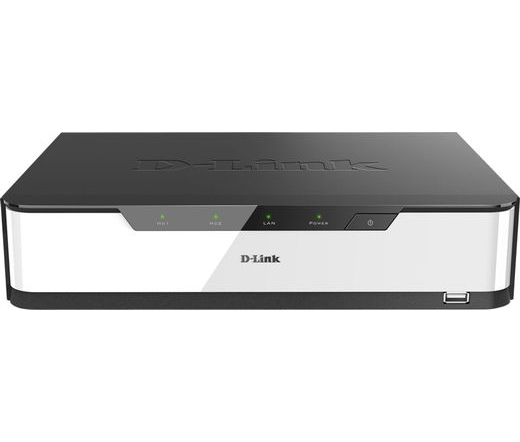 D-Link DNR-2020-04P JustConnect PoE NVR