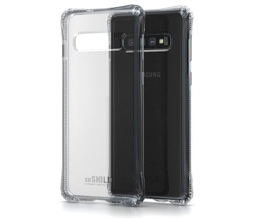 SoSkild átlátszó Absorb Impact tok Huawei P20-hoz