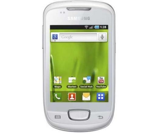 Samsung Galaxy Mini Fehér S5570