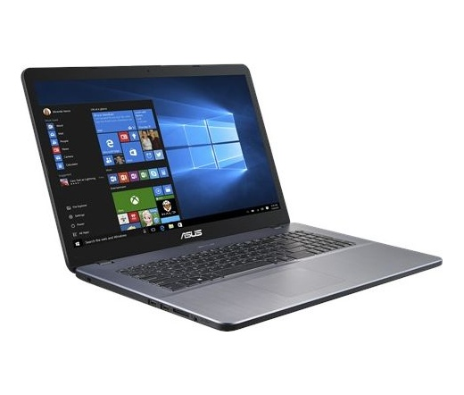 Asus VivoBook 17 X705MB-GC001T csillogó szürke