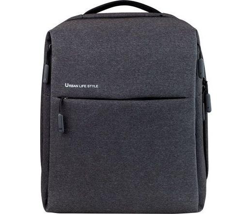 Xiaomi Mi City laptop hátizsák sötétszürke