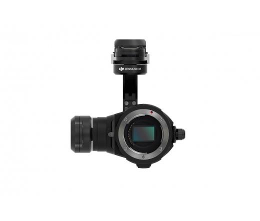 DJI Zenmuse X5 Gimbal és Kamera (Obj. nélkül)