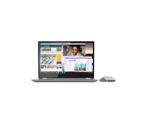 "Lenovo Yoga 530 R3 4GB/256SSD 14"" Touchscr. Fekete"