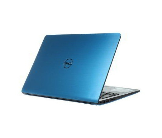 "Dell Inspiron 5570 15.6"" FHD i5 8GB 2TB Kék"