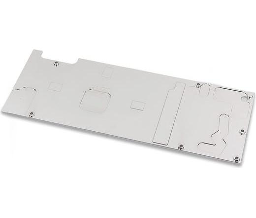 EKWB EK-FC1080 GTX Ti hátlap nikkel
