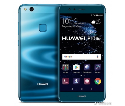 Huawei P10 Lite (DS) Kék