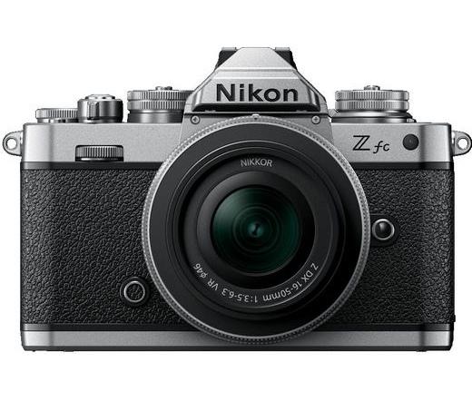 Nikon Z fc + 16-50mm DX VR Kit