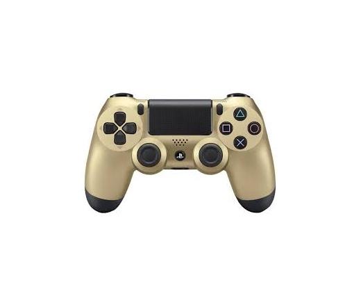 SONY PS4 Dualshock 4 V2 kontroller - arany
