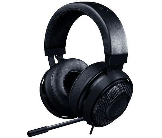 Razer Kraken Pro V2 fekete