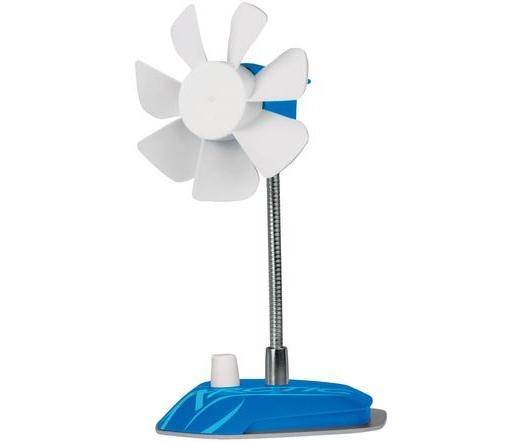 Arctic Breeze kék USB asztali ventilátor