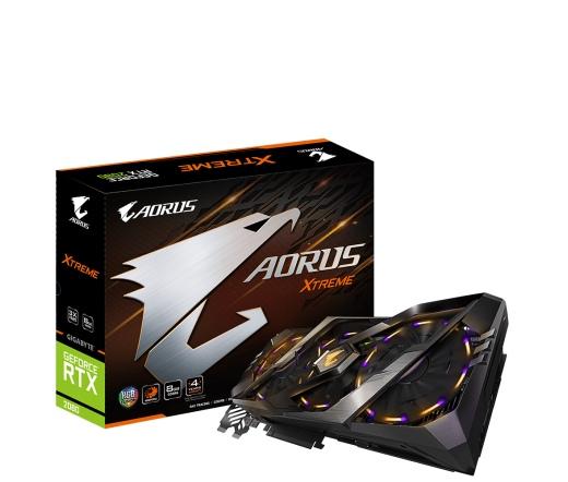 Gigabyte RTX 2080 Aorus Xtreme 8G
