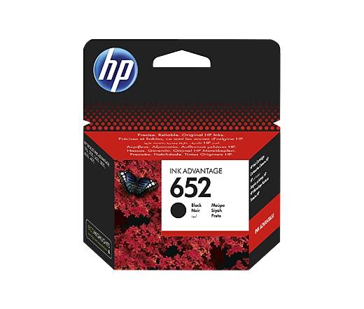 HP 652 fekete