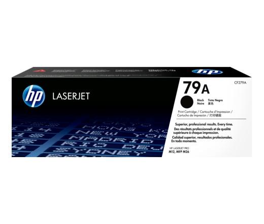 HP 79A fekete