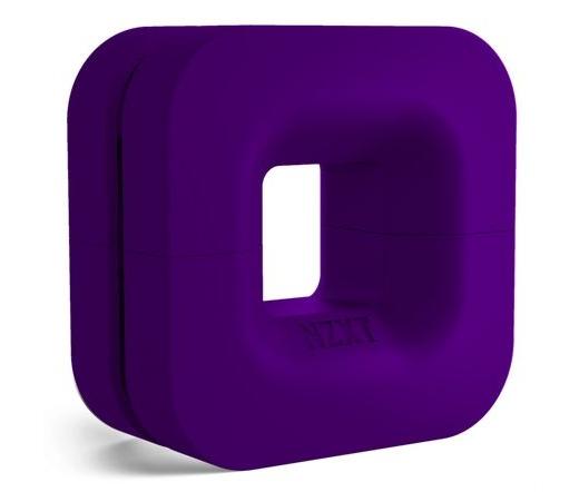 NZXT Puck mágneses fejhallgatótartó lila