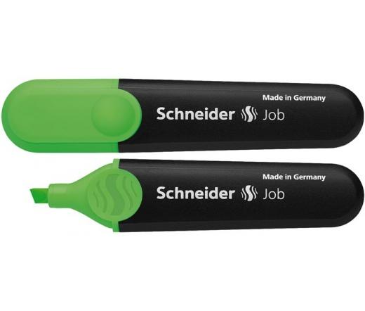 """Schneider Szövegkiemelő, 1-5 mm, """"Job 150"""", zöld"""