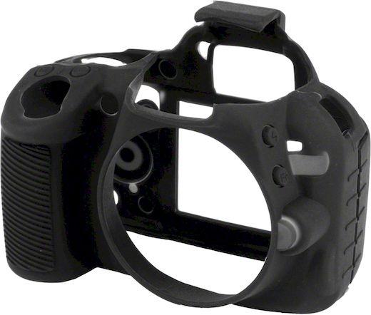 easyCover szilikontok Nikon D3100 fekete
