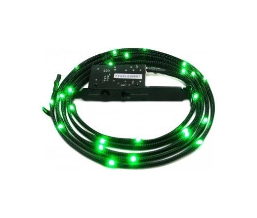 Nzxt CB-LED10-GR 12x Zöld LED Sleeve - 1m