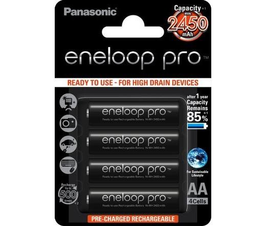 Eneloop Pro 4db AA 2450mAh