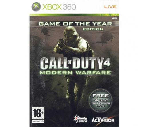 Call Of Duty 4: Modern Warfare XB360
