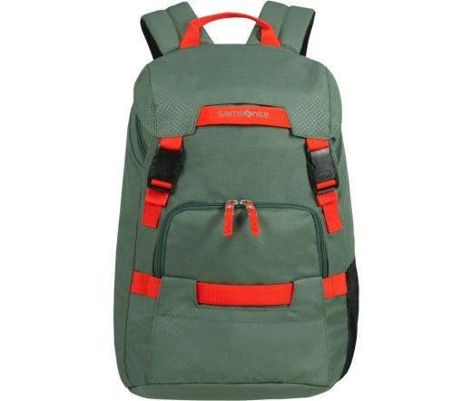 "Samsonite Sonora laptop hátizsák M 14.1"" zöld"