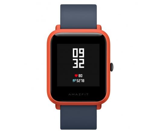 Xiaomi Amazfit Bip GPS fitness okosóra narancs