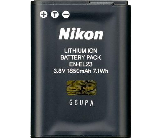 Nikon EN-EL23 (COOLPIX P600-hoz)