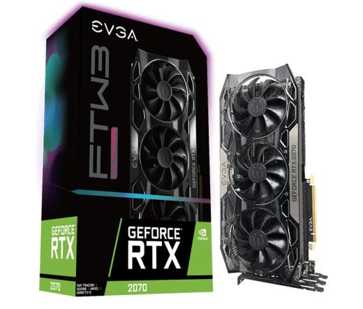 EVGA RTX 2070 FTW3 Ultra Gaming