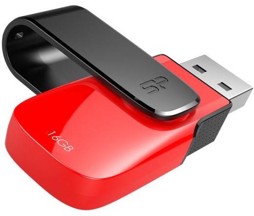 Silicon Power Ultima U31 USB2.0 16GB piros