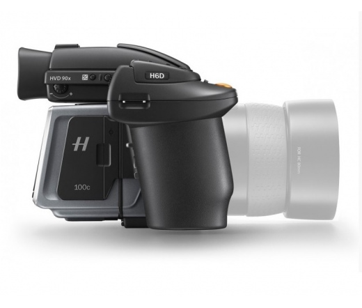 Hasselblad H6D camera body incl. recharg. battery