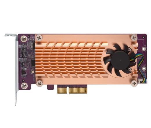 QNAP QM2-4P-384 M.2 bővítő kártya