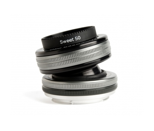 Lensbaby Composer Pro II / Sweet 50 (Canon EF)