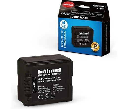 Hahnel HL-PLA13 (Panasonic DMC-BLA13 1120mAh)