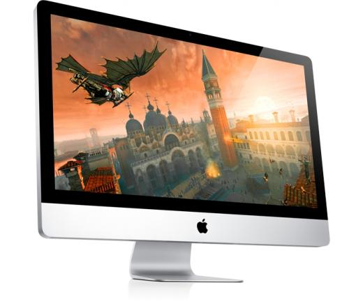 "Apple iMac 27"" i5 2.7GHz 4GB 1TB Radeon HD6770M"