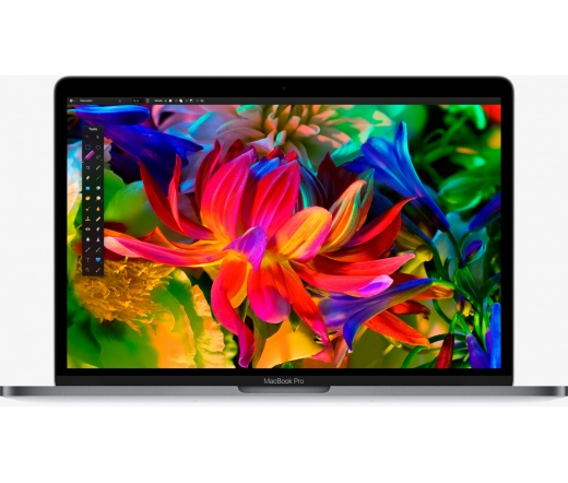 "Apple MacBook Pro 13"" i5/2,3 8GB/256GB Ezüst"