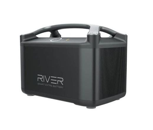 EcoFlow River Pro Extra akkumulátor