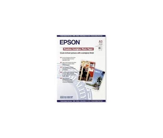 Epson S041334 A3 Premium Semigloss 25lap