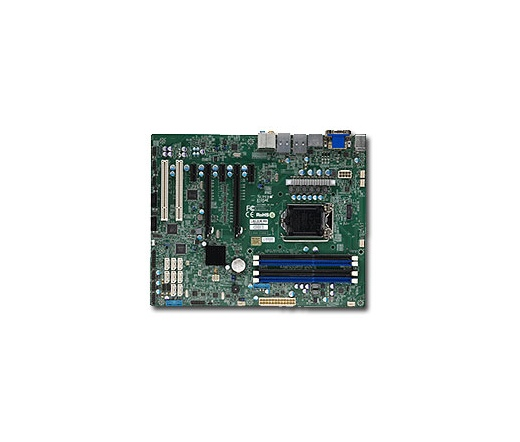 Supermicro Mother Board - Intel MBD-X10SAE-O