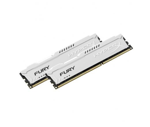 Kingston HyperX Fury DDR4 2133MHz 16GB KIT2 Fehér